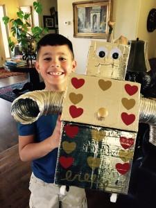 Billy's Robot Valentine